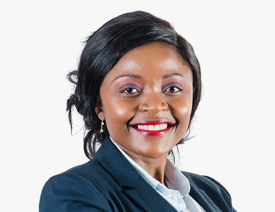 Dr. Kgaogelo Ntshwana
