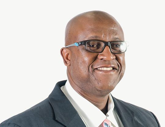 Dr. Solly Motuba
