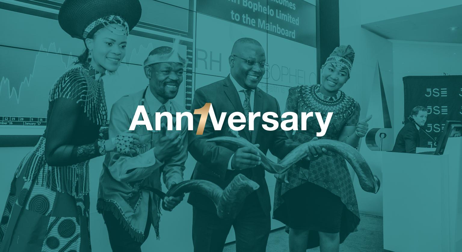 RH Bophelo-1-Year-Anniversary